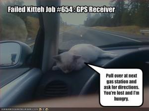 Kitteh GPS