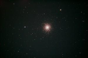 Paul Kinzer's DSLR Photograph of M13