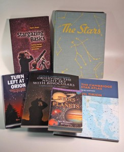 6 Great Astronomy Books