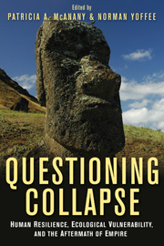 Questioning Collapse Cover