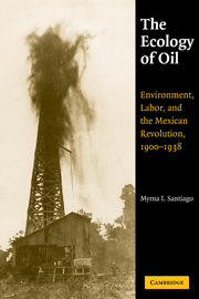 Ecology of Oil