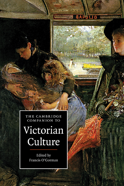The Cambridge Companion to Victorian Culture