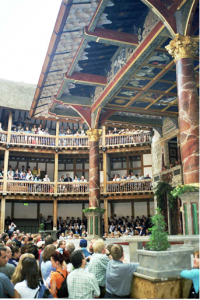 Current Globe Theater