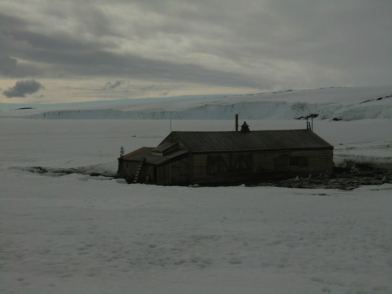 Captain Scott's hut at Cape Evans on Ross Island. It has been preserved inside just as it was when they left a century ago - an eery feeling! Photo: David Walton