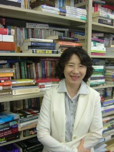 Hatsue Shinohara, Professor of International Relations at Waseda University