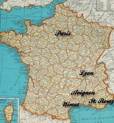 France vintage crop B