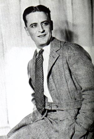 F Scott Fitzgerald Fifteeneightyfour Cambridge