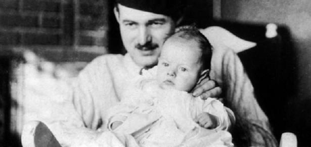 Proud Papa Hemingway