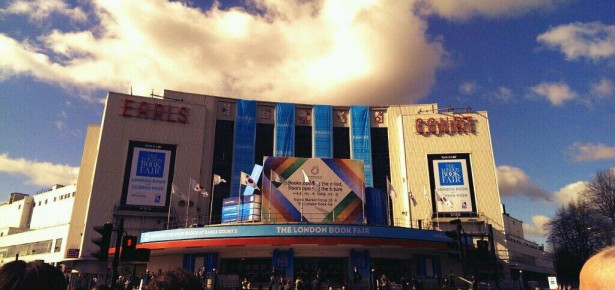 London Book Fair 2014 at Earls Court