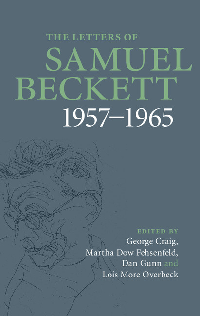 The Letters of Samuel Beckett Vol. 3