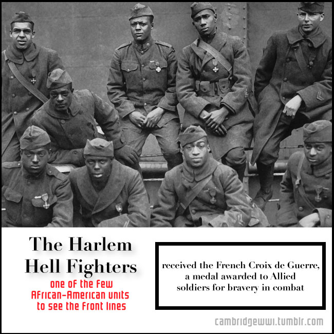 The Harlem Hell Fighters
