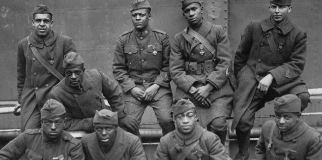 Famous Faces of World War I