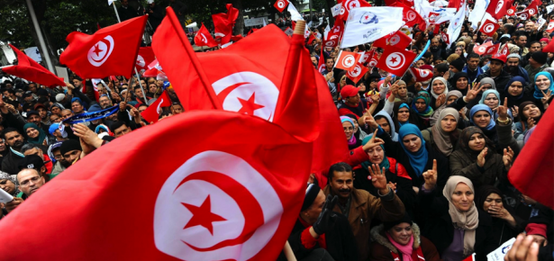 Promoting Democracy in Tunisia