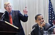James Thurber with Barack Obama
