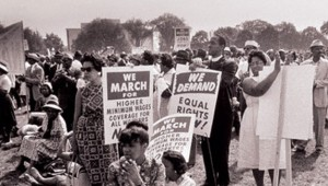 Black Rights equality march