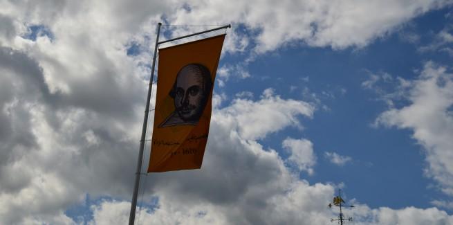 shakespeare flag