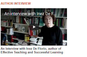 Author Interview Inez De Florio