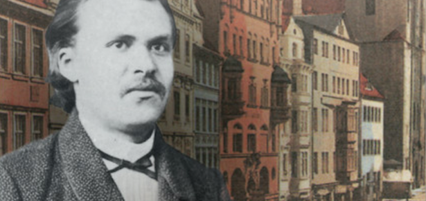 The Making of Friedrich Nietzsche The Quest for Identity 1844-1869