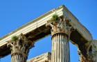 Olympieion - Cirinthian capitals