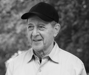 Steve Reich, Pound Ridge, New York, September 13, 2015. Photo/Portrait: Bonnie Sheckter.
