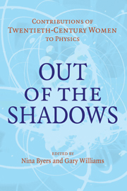 Out of the Shadows: Contributions of Twentieth Century