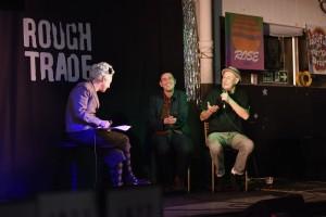 Cathi Matt and Steve talk punk
