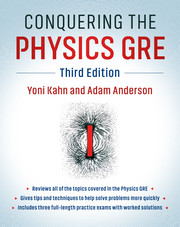 Conquering the Physics GRE 3rd Edition