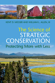 STRATEGIC CONSERVATION 9781316642184