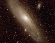 Andromeda Galaxy M31 171017