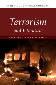 Terrorism and Literature, Edited by Peter C. Herman