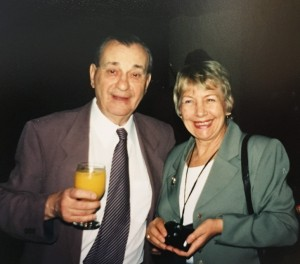 Emil and Marlies Wolf, 1996. Credit Gregory J. Gbur