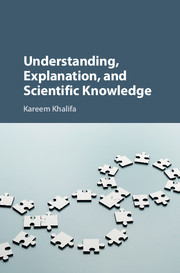 Understanding, Explanation, and Scientific Knowledge By Kareem Khalifa