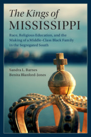 Mississippi by Sandra L. Barnes , Benita Blanford-Jones