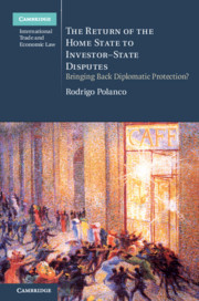 The Return of the Home State to Investor-State Disputes by Rodrigo Polanco