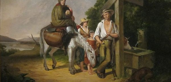 600px-'North_Carolina_Emigrants;_Poor_White_Folks'_by_James_Henry_Beard