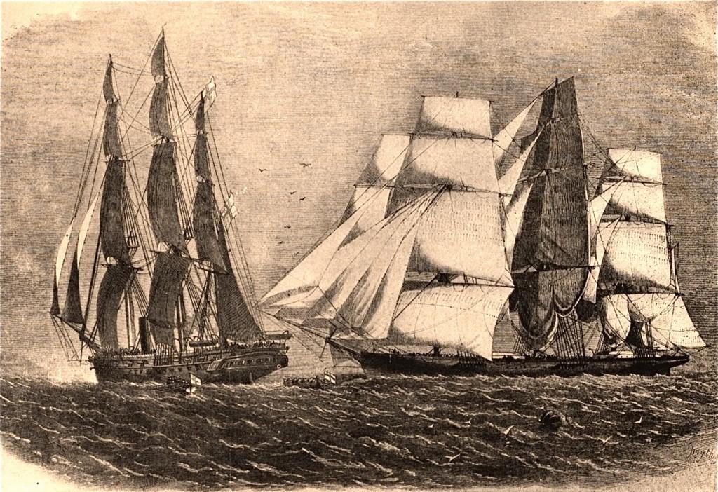 HMS_Brisk_and_Emanuela