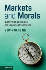 Markets and Morals by Yew-Kwang Ng