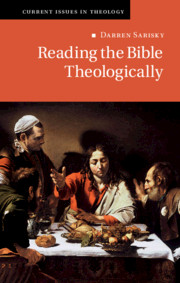 Reading the Bible Theologically By Darren Sarisky
