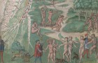 4.5 Vallard Atlas, map 12, detail from eastern South America. The Huntington Library, San Marino, CA, HM 29.