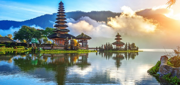 Indonesia temples