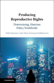 Producing Reproductive Rights by Udi Sommer and Aliza Forman-Rabinovici