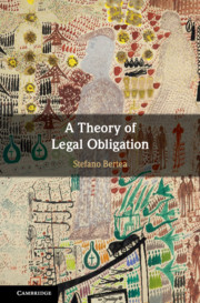 A Theory of Legal Obligation by Stefano Bertea