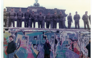 Berlin Wall Nov 11 1989