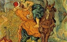 Van Gogh Good Samaritan 1890