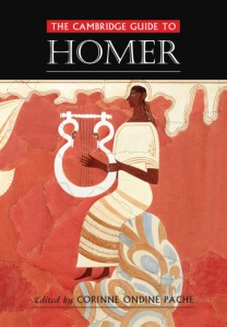 The Cambridge Guide to Homer by Corinne Ondine Pache