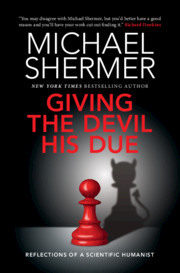 Giving the devil his due by Michael Shermer