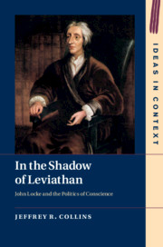 In the Shadow of Leviathan by Jeffrey R. Collins