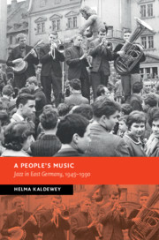 A People's Music by Helma Kaldewey