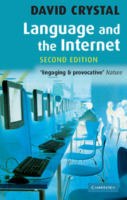 Language and the Internet By David Crystal