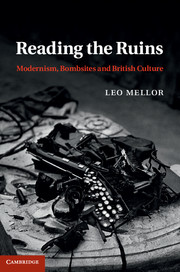 Reading the Ruins by Leo Mellor